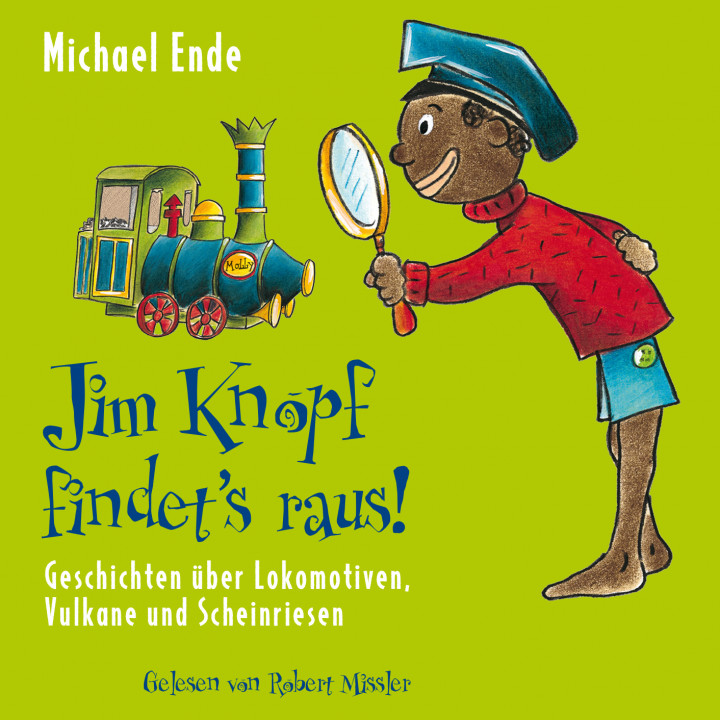 Jim Knopf findet's raus (Cover)