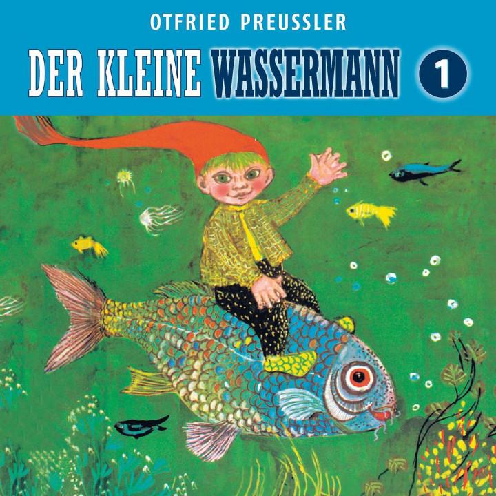 Der kleine Wassermann 1 (Cover)