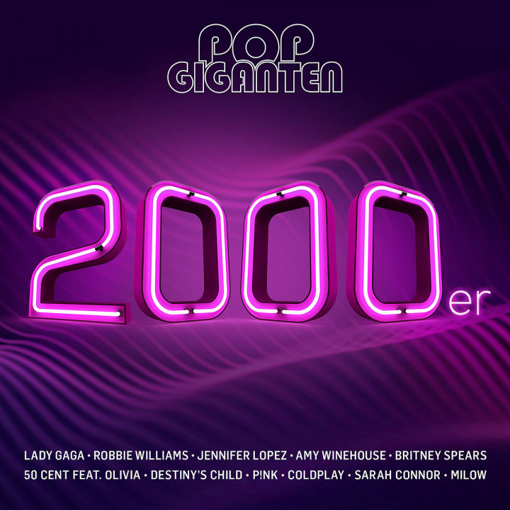 Pop Giganten: 2000er