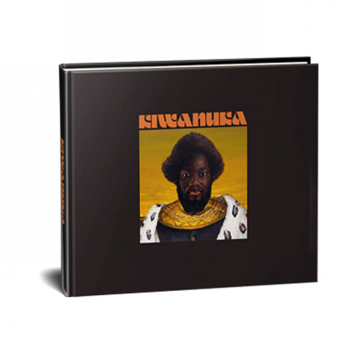 Michael Kiwanuka KIWANUKA (Deluxe Hardcover Book CD)