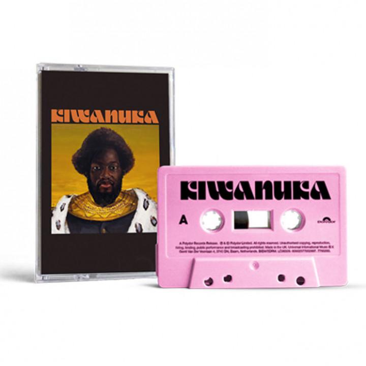 Michael Kiwanuka KIWANUKA (Ltd. Music Cassette)