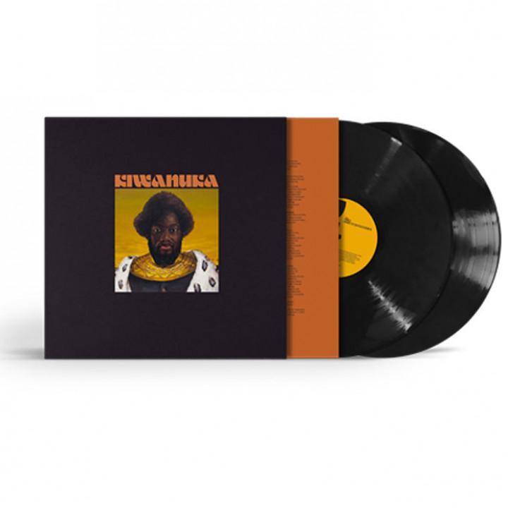 Michael Kiwanuka KIWANUKA (2 LP, schwarz)