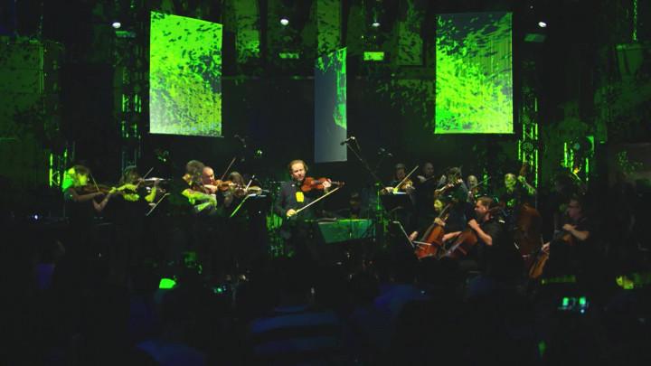 Daniel Hope - Kurt Weill: Knickerbocker Holiday September Song (Live from Yellow Lounge Peking)