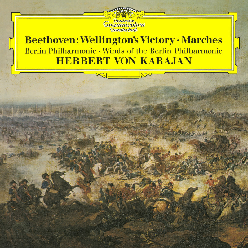 Wellington's Victory, Marches