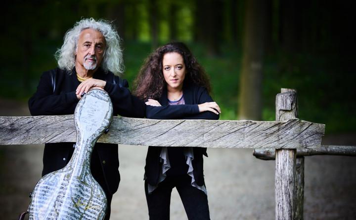 Mischa Maisky und Lily Maisky