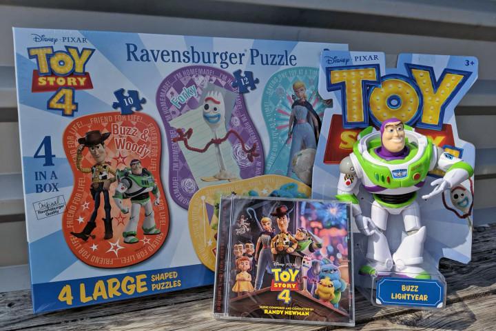 Toy Story 4 Gewinnspiel Newsbild