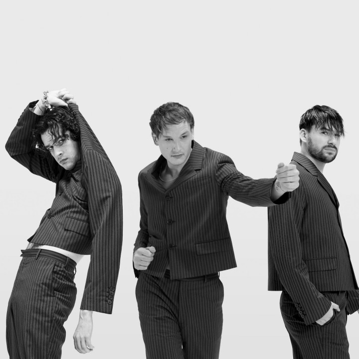 The 1975 Press shot 1