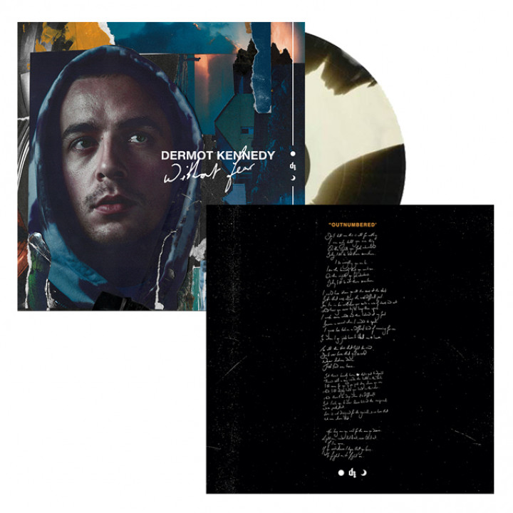 Dermot Kennedy Without fear (Ltd. Marble Vinyl + Signed Litho)