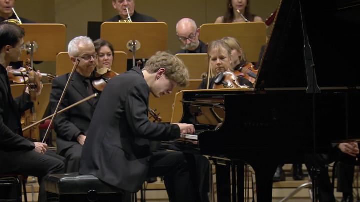 Beethoven: Klavierkonzert Nr. 2 - 3. Rondo. Molto allegro