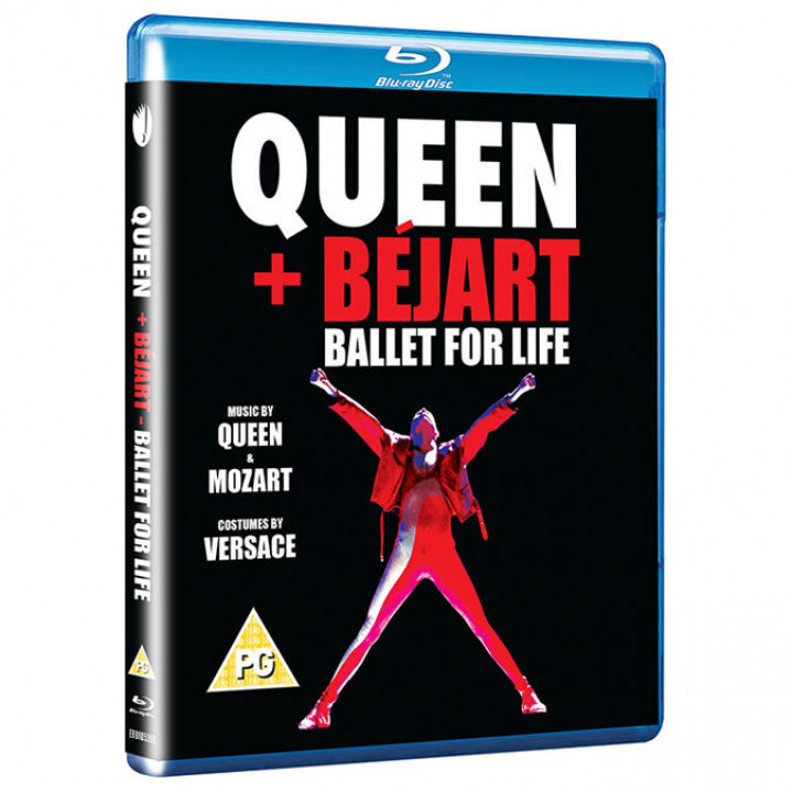 Queen, Bejart - Ballet For Life - Blu-Ray - Packshot