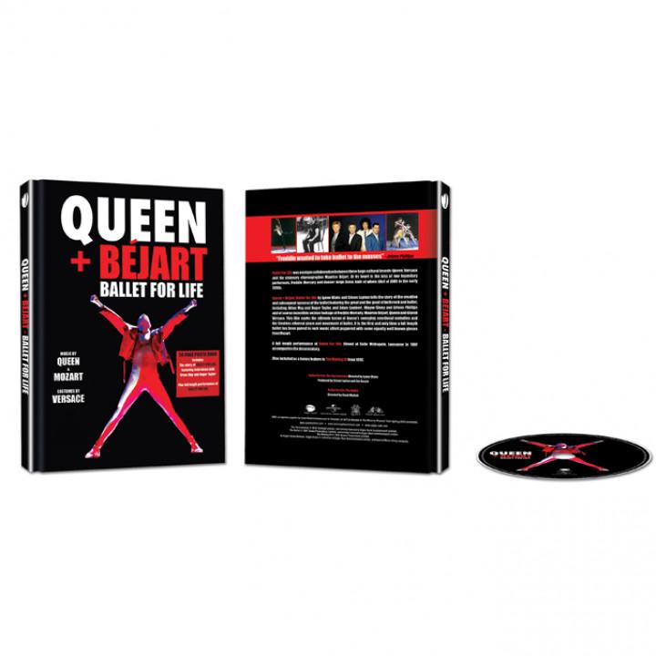 Queen - Ballet For Life - Deluxe Packshot