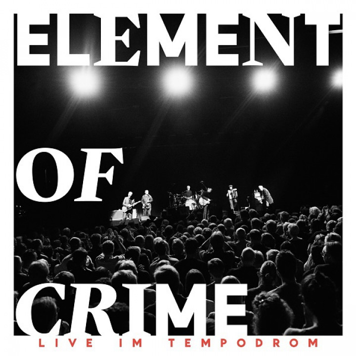 Live im Tempodrom Cover