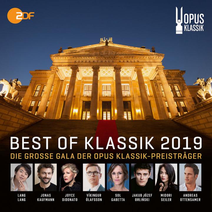 Best of Klassik 2019 - Die grosse Gala der Opus Klassik-Preisträger