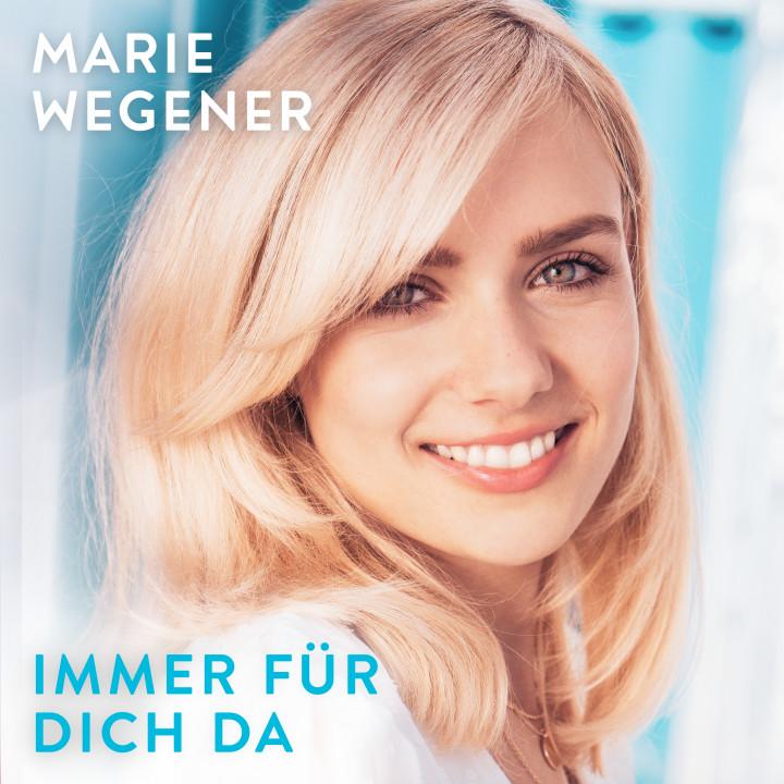 Marie_Wegener_Single_Cover_Immer_Für_Dich_Da