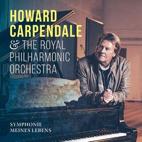 Howard Carpendale, Howard Carpendale veröffentlicht am 25. Oktober sein neues Album Symphonie meines Lebens  mit dem Royal Philharmonic Orchestra