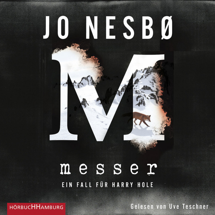 Jo Nesbo - Messer (Cover)