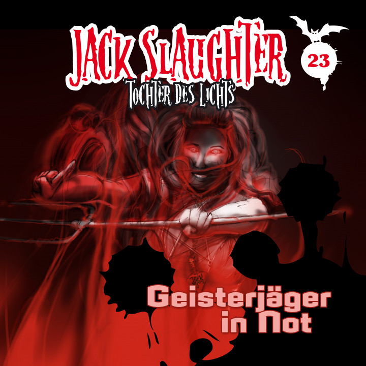 23: Geisterjäger in Not (Cover)