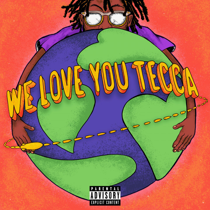 Lil Tecca - We Love You Tecca Cover