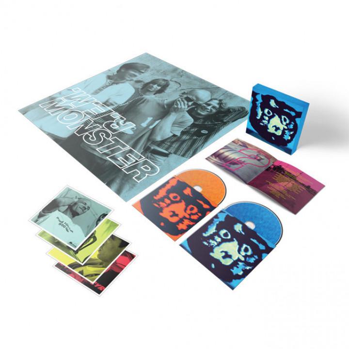 R.E.M. Monster 2CD Packshot