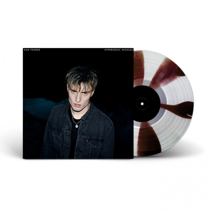 Sam Fender Hypersonic Missiles Ltd Edition Cornetto Vinyl Packshot