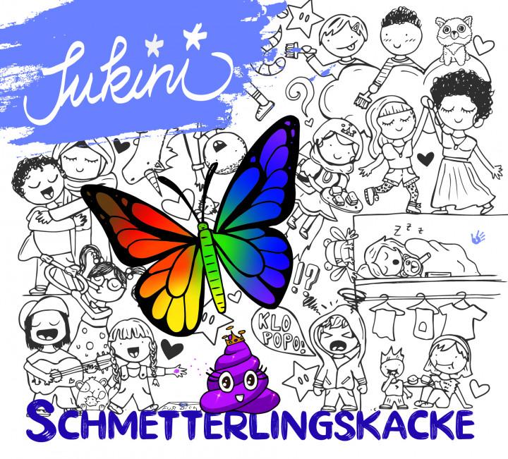 Sukini-Schmetterlingskacke_Cover