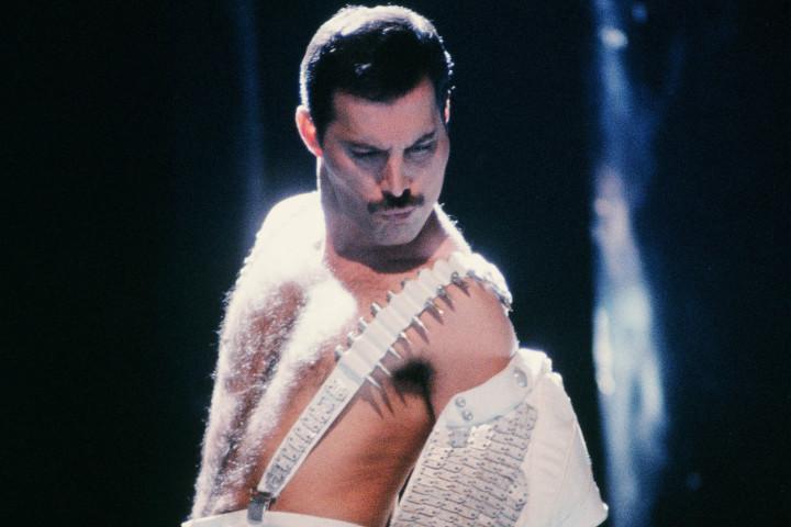 Freddie Mercury Presseshot 2019
