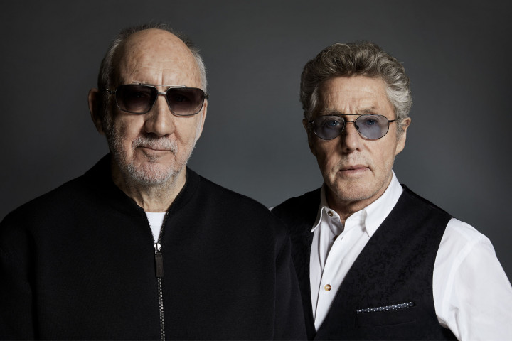 The Who Pressshot 2019