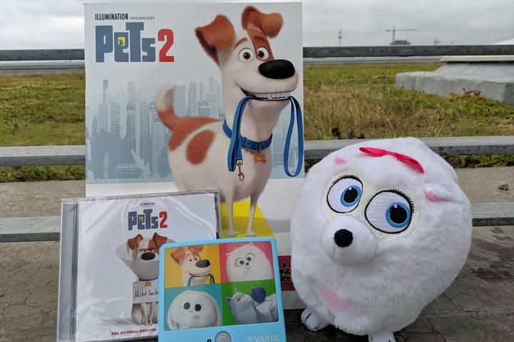 Pets 2 Gewinnspielbild