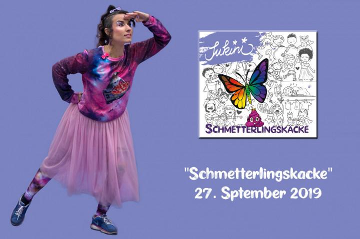 Sukini - Schmetterlingskacke_News