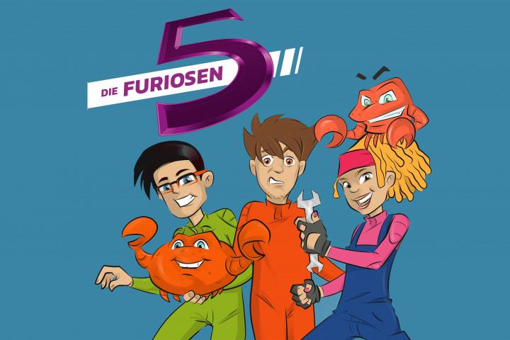 Die Furiosen 5 Newsbild