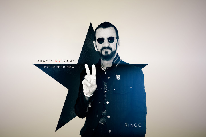 Ringo Starr What's My Name Foto 2019