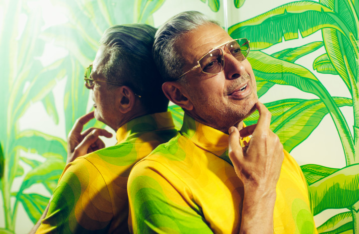 Jeff Goldblum: I Shouldn't Be Telling You This