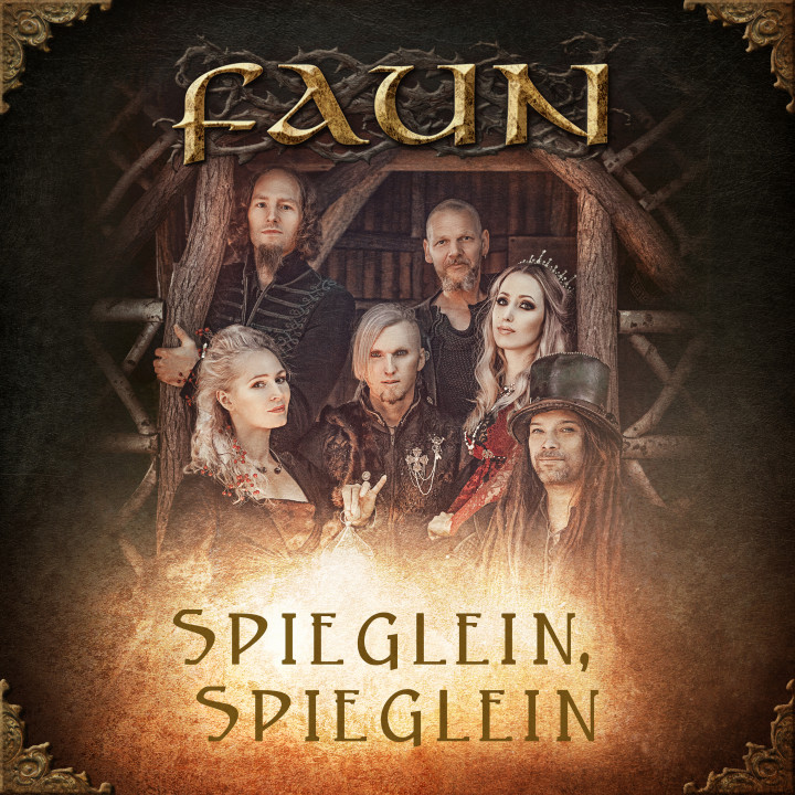 Cover Single Spieglein, Spieglein Faun