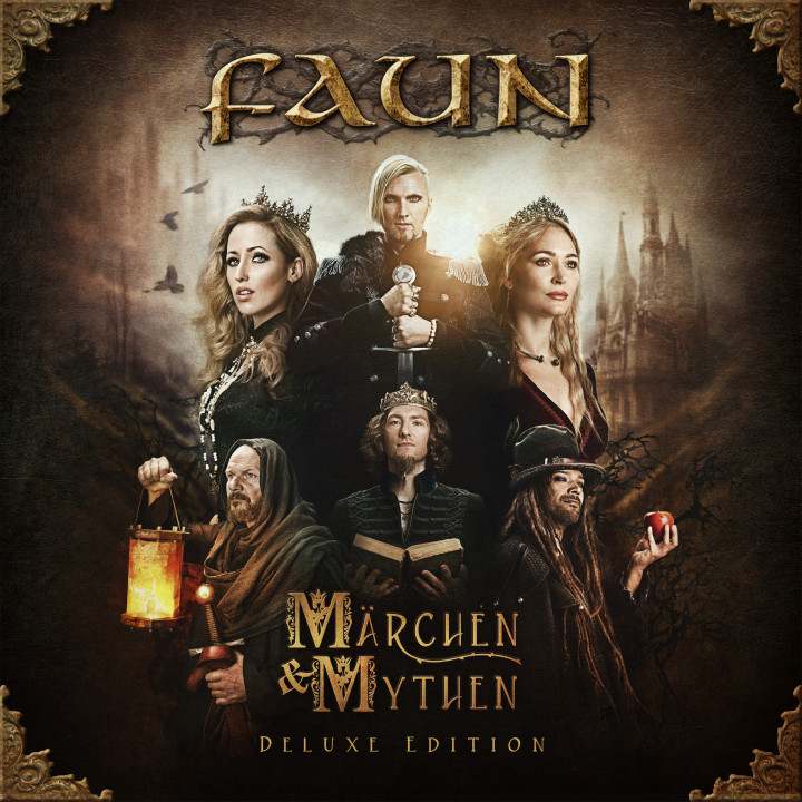 Faun Märchen & Mythen Deluxe Album Cover