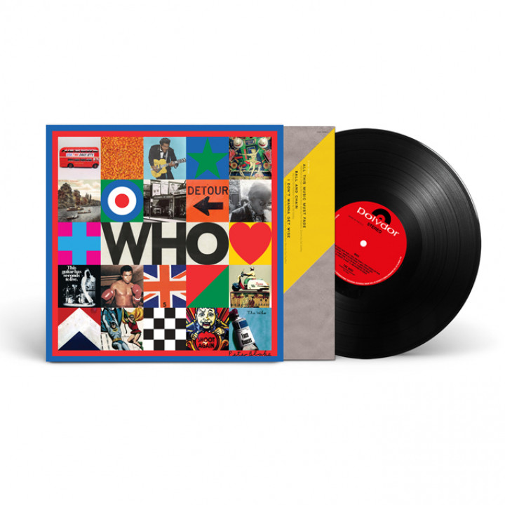 Who Packshot Vinyl