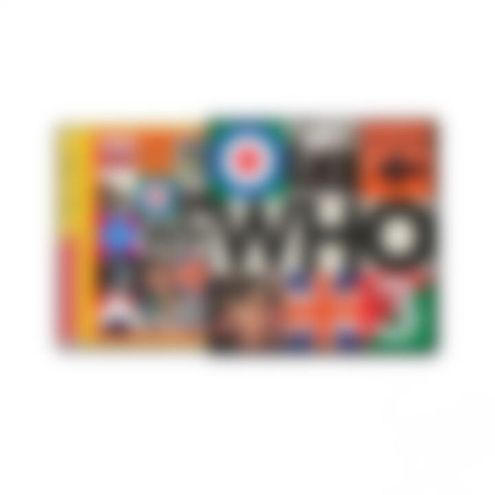 Who Deluxe Edt. Packshot