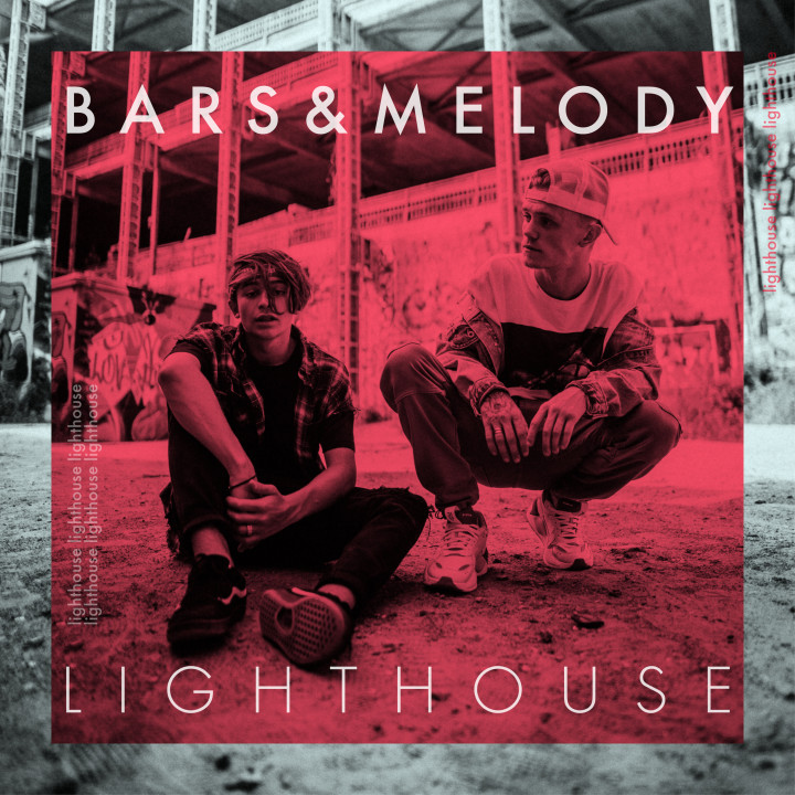 Bars and Melody Lighthouse Single Cover