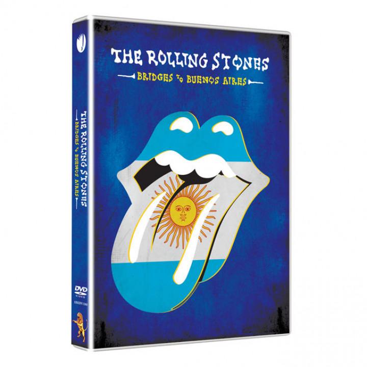 Bridges To Buenos Aires DVD Packshot