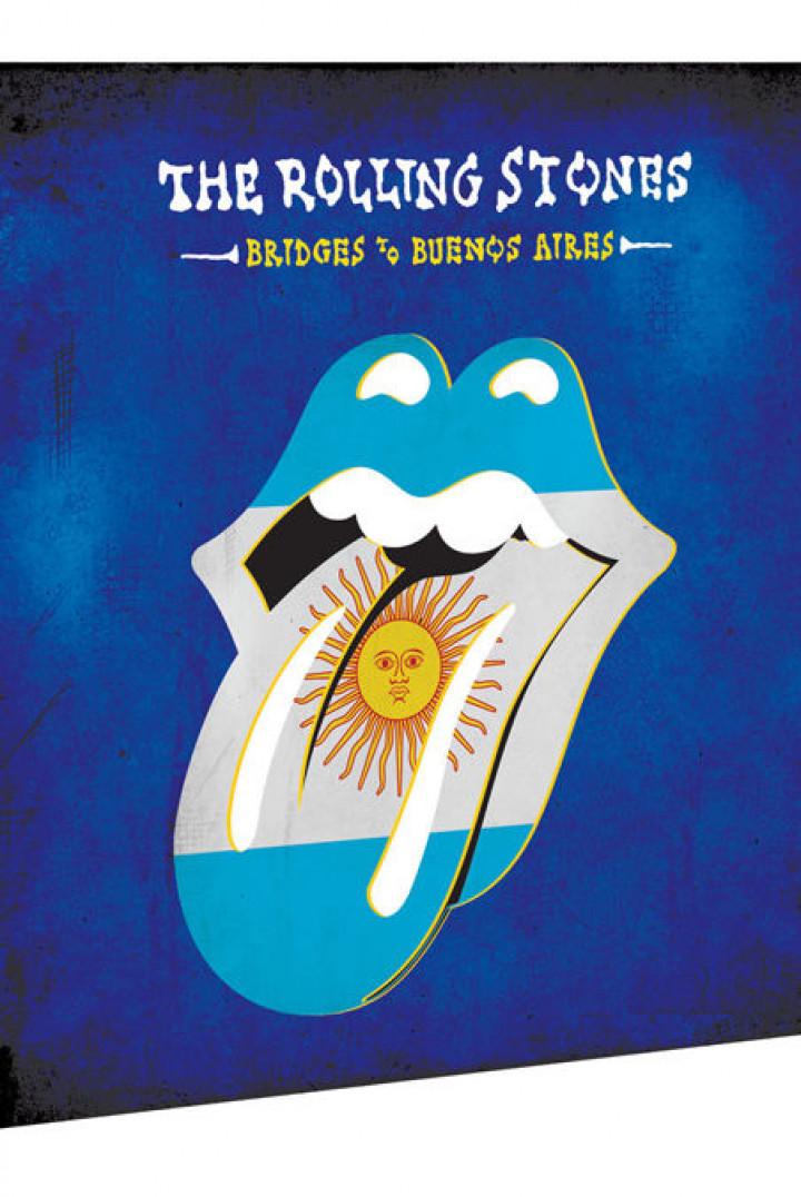 Bridges To Buenos Aires DVDCD Packshot