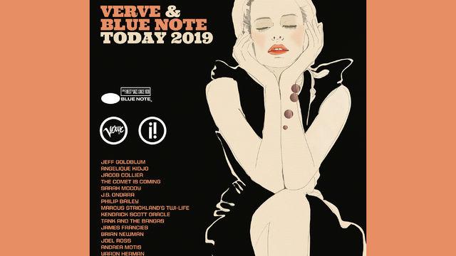 Various Artists, Verve & Blue Note Today 2019 – neue Musik, frisch abgepackt
