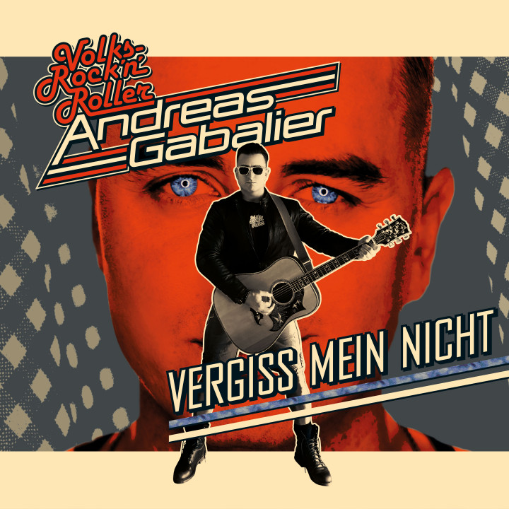 Gabalier Vergiss mein nicht single cover