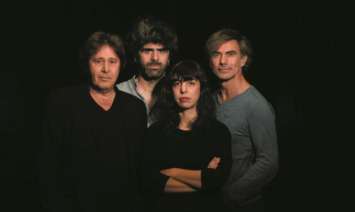 Louis Sclavis, Benjamin Moussay, Sarah Murcia, Christophe Lavergne
