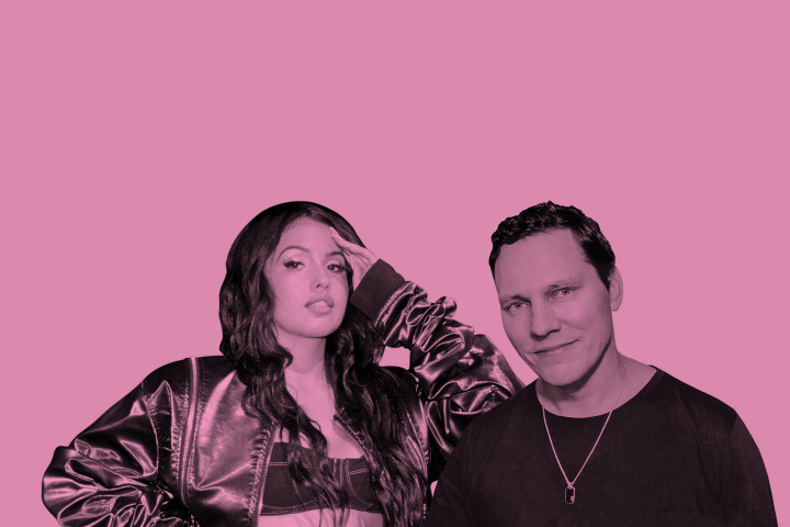Tiesto Mabel Press 2019