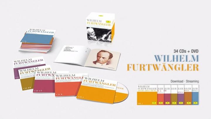 Complete Recordings on Deutsche Grammophon and Decca (Trailer)