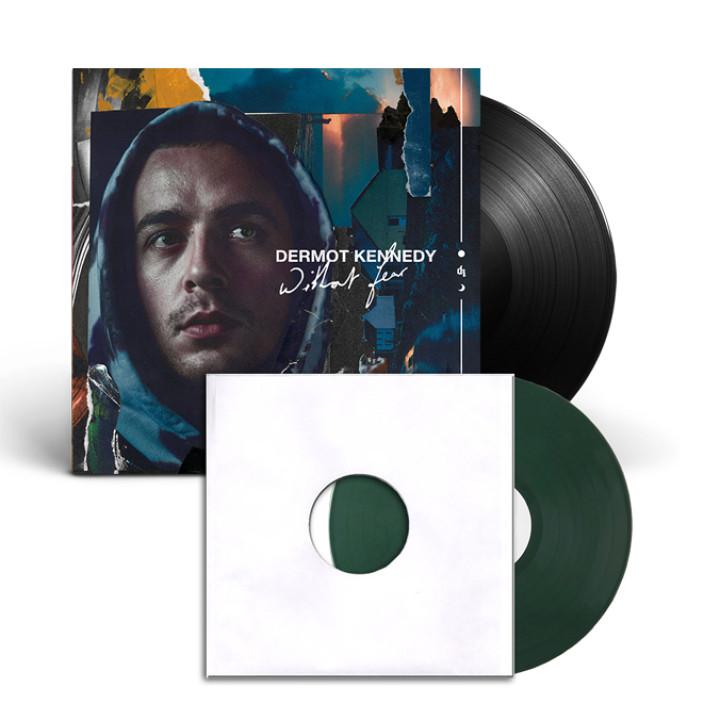 Without Fear Ltd. Vinyl Packshot