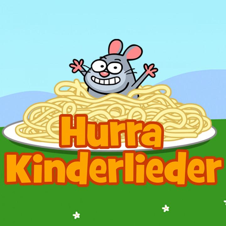 Hurra Kinderlieder Playlist Cover