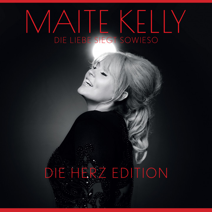 Maite Kelly Die Liebe Siegt Sowieso Herz Edition Cover
