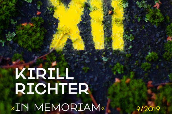 "Kirill Richter - ""In Memoriam"""