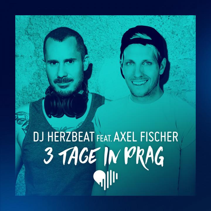 Dj Herzbeat Cover 3 tage in prag