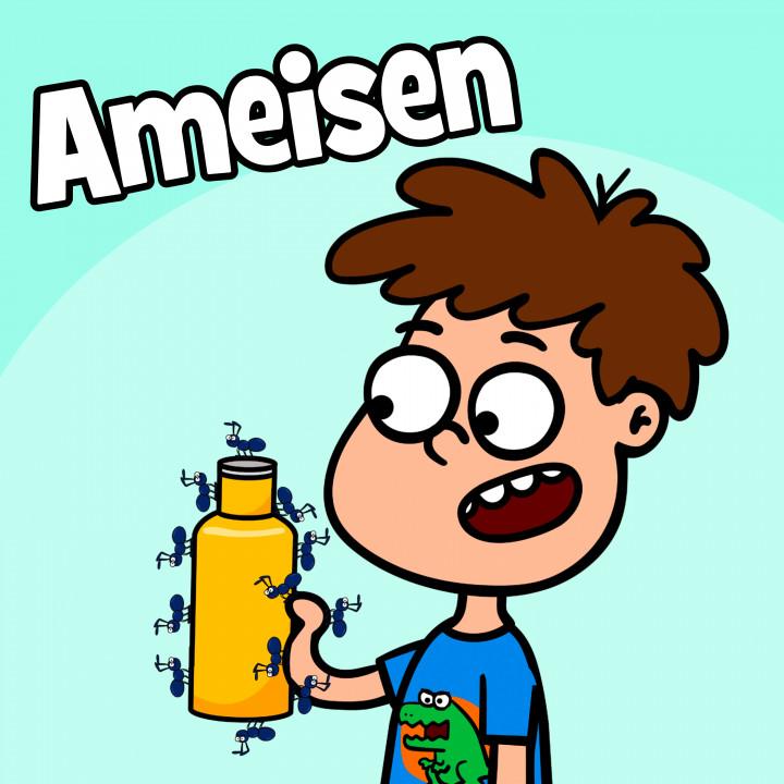 Ameisen - Hurra Kinderlieder Cover